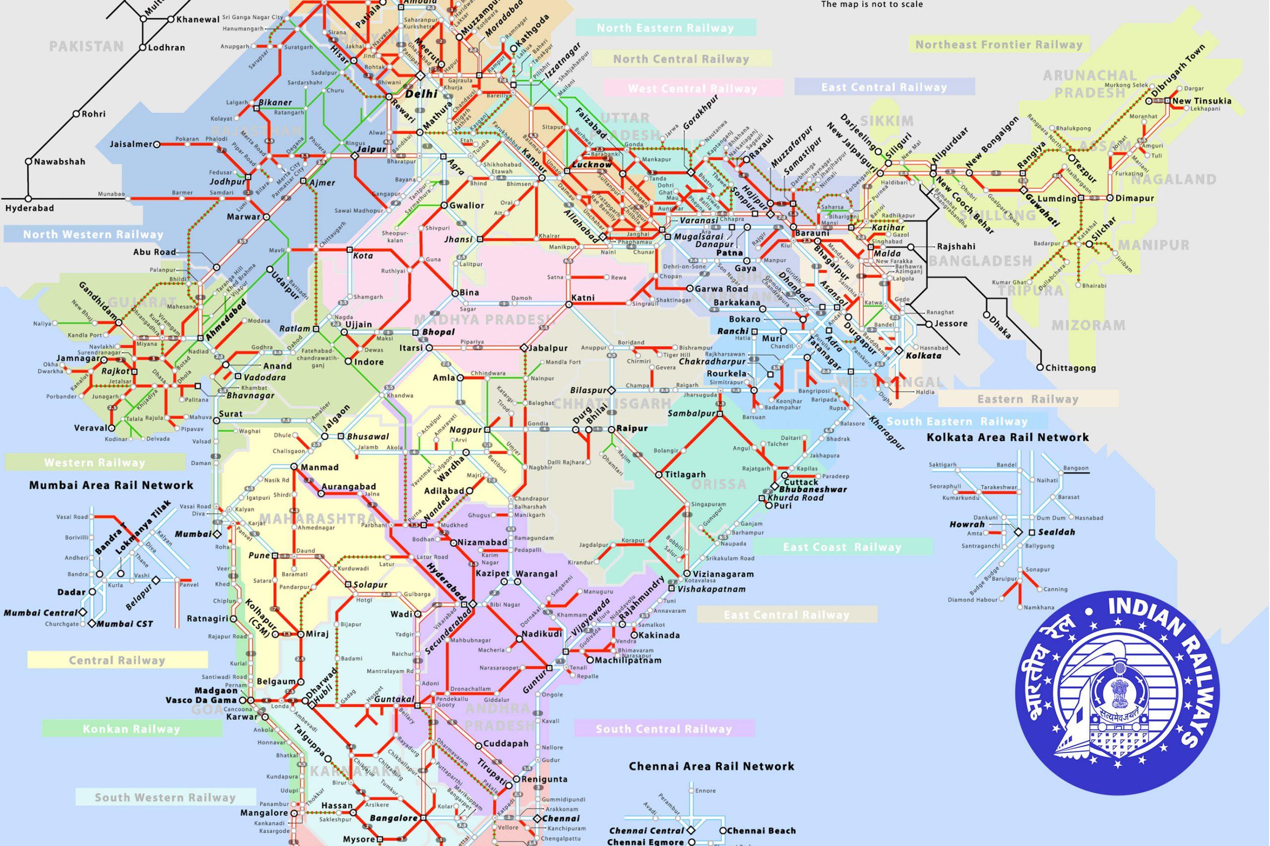 Indoor Navigation Solutions for Indian Railways