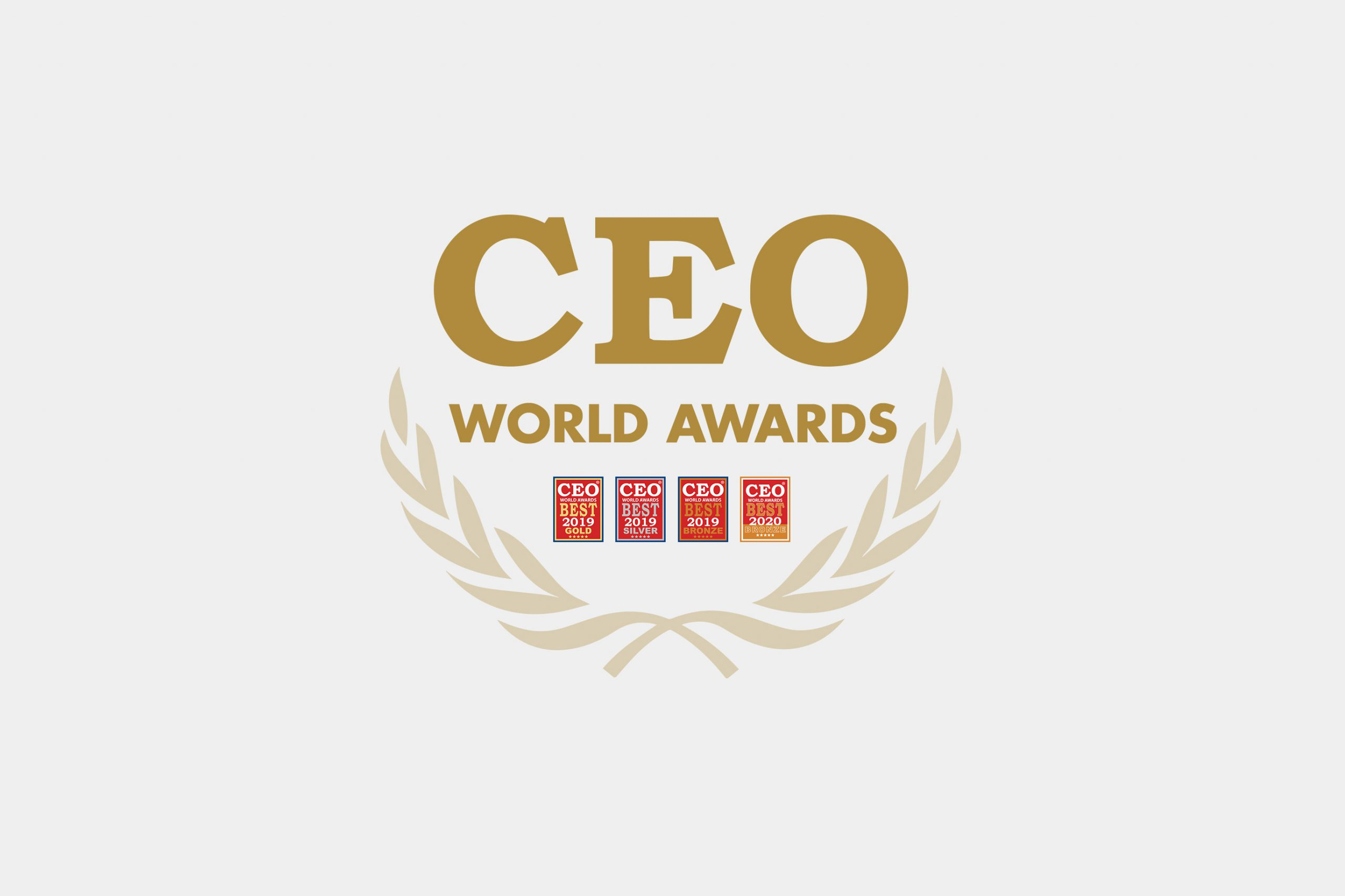Mapsted Wins 6 Honours at the 2019 CEO World Awards